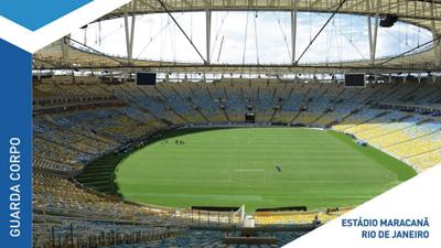 Estadio Maracanã - Rio de Janeiro